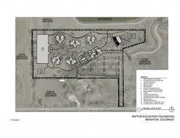 amphitheater floor plan raptor education foundation
