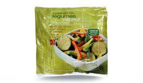 cuisiner des haricots verts surgel 3 sachets vapeur haricots verts courgettes poivrons rouges et