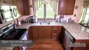 new venetian gold countertops youtube