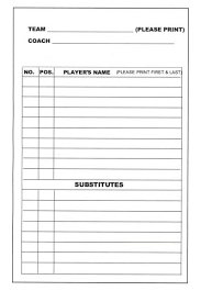 sample soccer team roster template ice hockey roster template 21