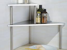 Metal Kitchen Shelves by Kitchen 1 Divider Free Standing Kitchen Shelf In Black Made