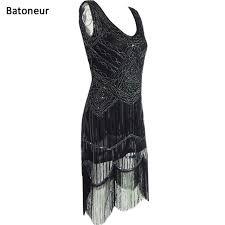 aliexpress com buy women 1920 u0027s sequin retro vintage dresses