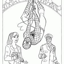 spider man coloring book spider man comic book coloring