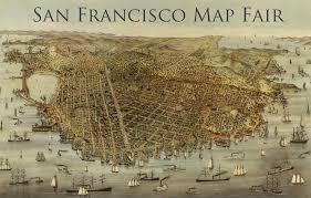 california map society san francisco map fair ilab