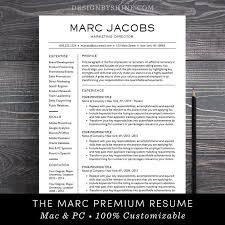 modern cv resume design sles modern resume template cv template for pages word