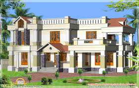 exclusive traditional house plans kerala style