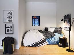 Bedroom Ideas With White Comforter Boys Bedroom Contemporary Blue Comforter Platform Bed In Boys