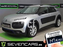 used citroen c4 cactus cars spain