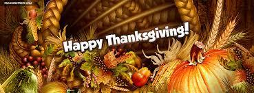 happy thanksgiving cornicopia cover