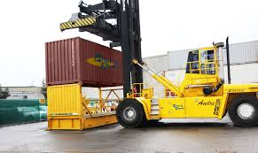 container handling forklifts and material handlers for hire and sale