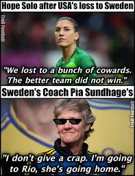 Hope Solo Memes - 203 best football images on pinterest funny stuff funny pics and