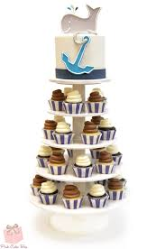 baby shower cupcake tower baby shower cupcake towers