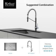kraus 28 inch undermount sink sink sink stirring inch undermount picture inspirations kitchenks