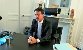 bureau des vall s nouvelle calédonie manuel valls officiellement président de la