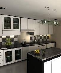 modern kitchen tiles ideas kitchen stunning black and white kitchen tile decor ideas with
