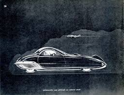 futuristic cars drawings how to draw cars of tomorrow 1952 u2013 by henry u201cbob u201d gurr part 3