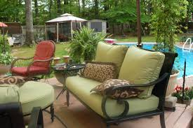 Patio Furniture Cushion Replacements Outdoor Cushion Replacement Furniture Cushions Seating Patio