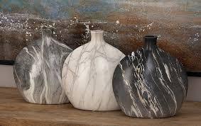 elephant vase ceramic amazon com deco 79 93688 ceramic vase 9