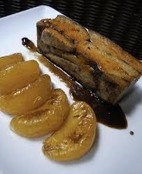 cuisiner le foie de lotte une idée pour l apéritif foie de lotte et mandarine ça vous dit