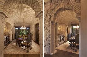 tuscan style homes interior in traditional tuscan homes the stonework is often exposed which