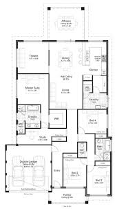 Double Master Bedroom Floor Plans 167 Best Floor Plans Images On Pinterest Floor Plans House