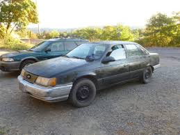 cc outtake 1987 ford taurus u2013 smile it could be worse