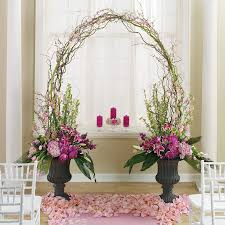 flower arch arch canopy gazebo decoration