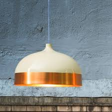 Innermost Lighting Pendant Light Glaze Cream Copper ø33cm Innermost Nedgis
