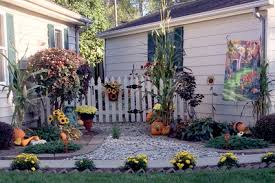 fall brings rustic and outdoor decor homes