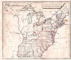 Map Of Mason Ohio by 1800 U0027s Pennsylvania Maps