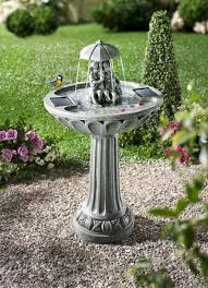 moderne möbel und dekoration ideen kühles springbrunnen garten
