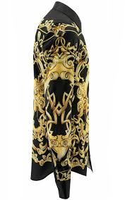 aliexpress com buy luxury men shirt new fashion designer brands