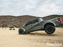 ford raptor lifted 2011 ford svt raptor baja ready beast truckin magazine