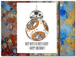 star wars happy birthday card printable rusmart org