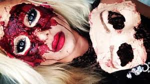 halloween makeup masks masquerade sfx mask makeup halloween tutorial part 1