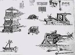 siege engines siegecraft and defence