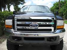 1999 ford f250 grill ford f 350 grilles ebay
