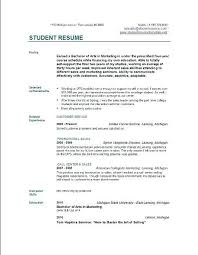jobs resume exles for college students basic resume exles for college students listmachinepro com