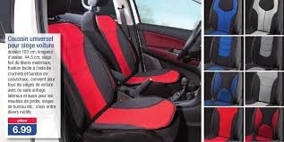 siege aldi aldi promotion coussin universel pour siège voiture produit