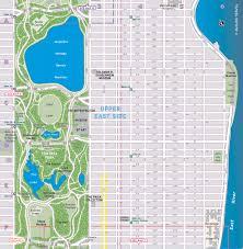 The Map Of New York by New York City Maps Roberthillcom Upper East Side Subway Upper