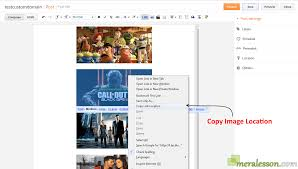 how to customize blogger template with easy steps meralesson