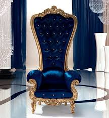 High Back Armchair 20 Collections Of Modish And Stylish Throne Chairs Home Design Lover