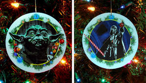 wars christmas win wars christmas ornaments forevergeek