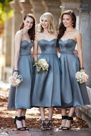 seven bridesmaid dress trends you u0027ll see in the south tea length