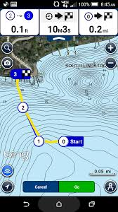 Make A Route Map by If You Are Using The Navionics Mobile App For Ice Fishing And Have