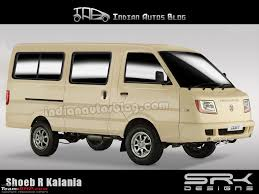 nissan vanette pick up ashok leyland to launch dost express passenger van and cng version