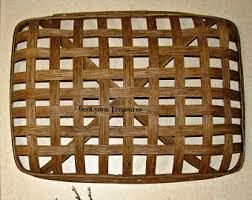 decorative baskets etsy