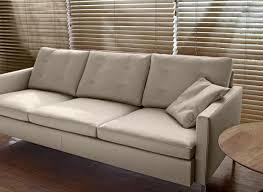 canapé cuir ligne roset canapé contemporain en cuir en tissu par didier gomez hudson