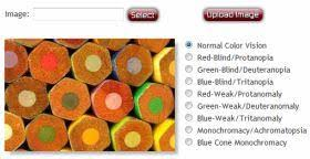 color blindness tools colblindor