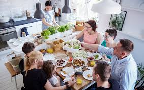 Summer Lunch Ideas For Entertaining - tips and ideas for relaxed entertaining